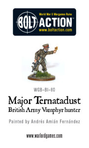 Bolt Action - Major Terntadust