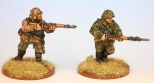 Tutorial - Waffen SS Platanenmuster Flecktarn