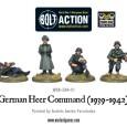 Die Wehrmacht erhält für die frühen Kriegsjahre diverse Neuheiten.