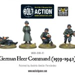 Bolt Action - German Heer Command