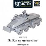 Bolt Action - SdKFz 233 AC