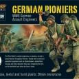 Warlord Games hat 2 neue Boxen angekündigt: German Pioniers boxed set Jagdpanzer IV/L48