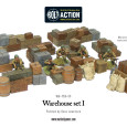 Warlord Games hat schicke Resin Zubehörsets veröffentlicht. Warehouse Set 1 Warehouse Set 2 Factory Set 1 Produce Set