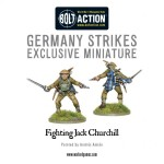 Bolt Action - Germany Strikes! Jack Churchill