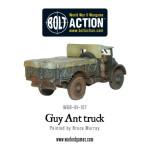 Guy Ant Truck