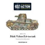 Vickers E 6-Tonnen Panzer
