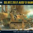 Der Sd.Kfz 251/1 Ausf. D Hanomag Halbkette aus Plastik ist nun auch einzeln erhältlich. Der ikonische Hanomag ist das Rückgrat der mobilen Einsatztruppen des dritten Reich und wurde über […]