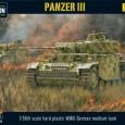 Der Panzer III war einer der deutschen Panzer mit der höchsten Stückzahl, und war der Hauptbestandteil der deutschen Panzertruppe beim Einfall in die Sowjetunion.