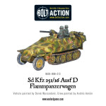 Sd.Kfz 251/16 Flammpanzerwagen