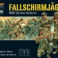 Eine der wohl elitärsten Einheiten der deutschen Streitkräfte - die Fallschirmjäger - sind verfügbar aus Plastik!