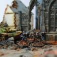 Im Warlord Games Forum ist Stefan Kraut ('SoC' bzw. Son of Cadia vom Tabletop Club Rhein Main) mit seiner sehr gelungen in Szene gesetzten Luftwaffenfelddivision aufgefallen.