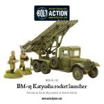 Bolt Action - BM-13 Katyusha rocket launcher
