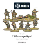 Bolt Action - US-Paratrooper Squad