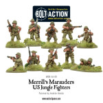 Bolt Action - Merrills Marauders