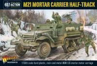 Bolt Action - M21 Mortar Carrier