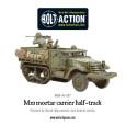 Feuerunterstützung für die mobile Truppen bringt der M21 Mortar Carrier, ideal um eingegrabene Infanterie herauszulocken!