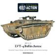 Zwei bereits erschienene Produkte erhalten ein Repack, die US Paratroopers und das LVT-4 Buffalo Amtrac.