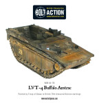 Bolt Action - LVT-4 Buffalo Amtrac