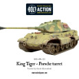 Der Königstiger (offizieller Name Panzerkampfwagen Tiger Ausf. B), auch bekannt als Tiger II, war eine Weiterentwicklung des berühmten Tiger I Panzer.