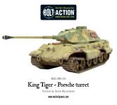 Bolt Action - Königstiger mit Porscheturm