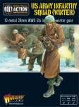Bolt Action - US Army Infantry Squad (Winter)