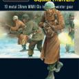 Der neueste Warlord Games Release ist perfekt um Schlachten in den Winter 1944-45 zu bringen. Vollgepackt mit Charakter, der wirklich zeigt wie schlecht vorbereitet die US Truppen für den äußerst bitteren Winter waren, der Europa in dem Jahr traf.