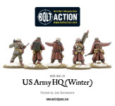 Bolt Action - US Army HQ (Winter)