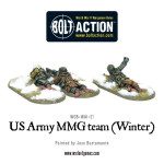 Bolt Action - US Army MMG Team (Winter)