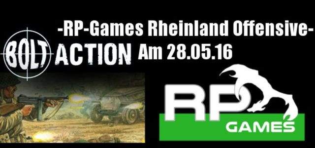 Am letzten Samstag im Mai, den 28. Mai 2016, lädt RP Games in Leverkusen zur Rheinland-Offensive.