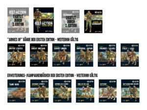 Bolt Action - Aktuelle Bücher